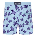 Moorea Flocked Turtle Swim Shorts, ${color}