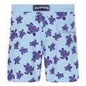 Moorea Flocked Turtle Swim Shorts, ${color}