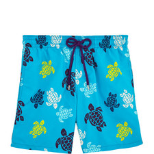 Moorea Turtles Swim Shorts