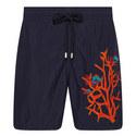 Motu Coral And FIsh Swim Shorts, ${color}