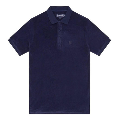 Pacific Terry Cloth Polo Shirt, ${color}