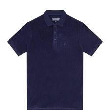 Pacific Terry Cloth Polo Shirt