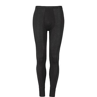 Woollen Silk Long Leg Pants