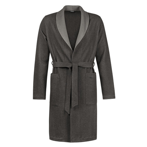 Paul Casual Twill Robe, ${color}