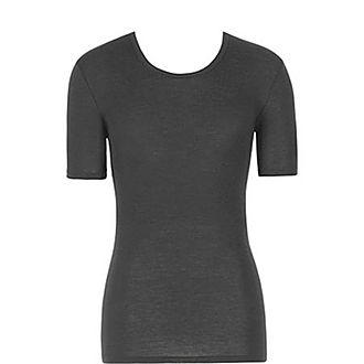 Woollen Silk T-Shirt