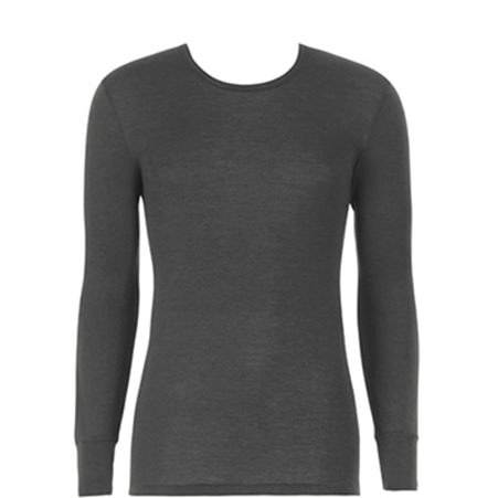 Wool-Silk Long Sleeve T-Shirt, ${color}