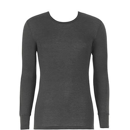 Wool-Silk Long Sleeve T-Shirt, ${color}