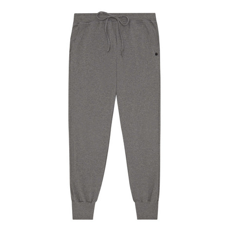 Ribbed Cuffed Sweatpants, ${color}
