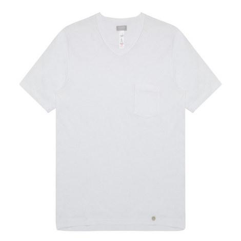 V-Neck Lounge T-Shirt, ${color}