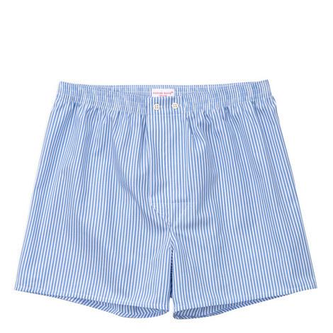 Classic Fit Oxford Stripe Boxers, ${color}