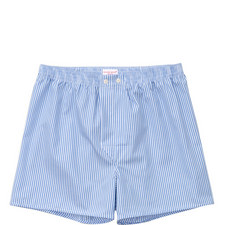 Classic Fit Oxford Stripe Boxers