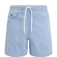 Fine Stripe Swim Shorts