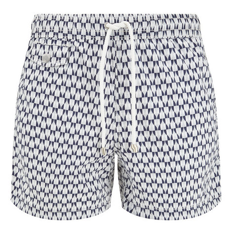 Drawstring Swim Shorts, ${color}