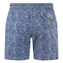 Abstract Print Swim Shorts, ${color}