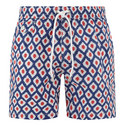 Ikat Print Swim Shorts, ${color}