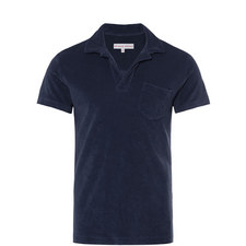 Towelling Resort Polo