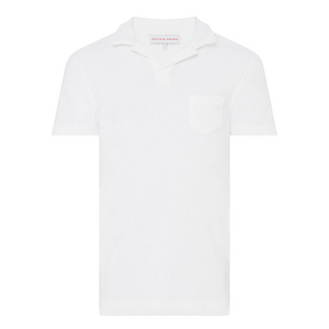 Towelling Resort Polo, ${color}