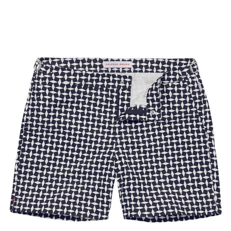 Bulldog Huron Swim Shorts, ${color}