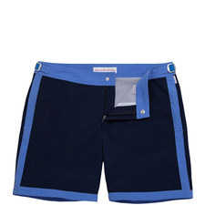Bulldog Riviera Mid Length Swim Shorts