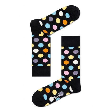 Multi Dotty Socks, ${color}