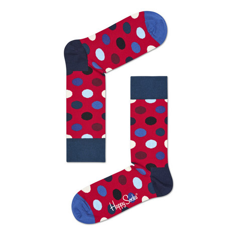 Graphic Quality Socks, ${color}