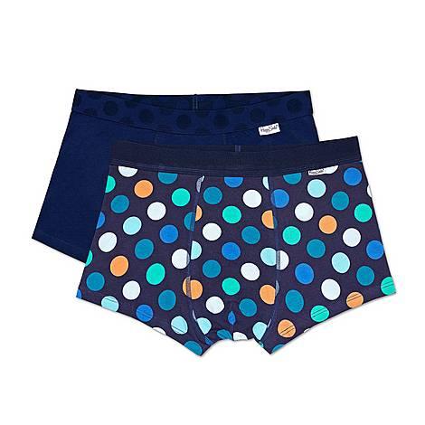 2-Pack Big Dot Boxer Trunks, ${color}