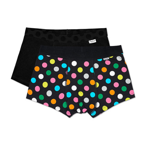 2-Pack Big Dot Boxer Trunks, ${color}
