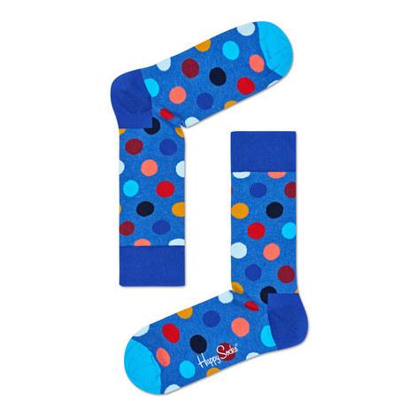 Big Dot Socks, ${color}