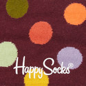 Multi-Pack Dotted Socks, ${color}