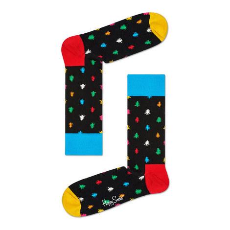 Christmas Tree Socks, ${color}