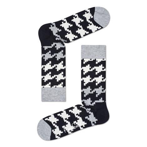 Houndstooth Socks, ${color}