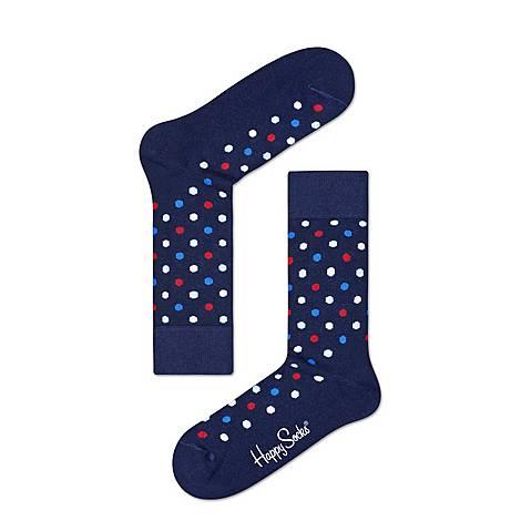 Polka Dot Socks, ${color}