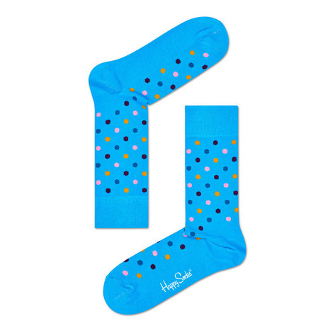 Multi Dot Socks, ${color}