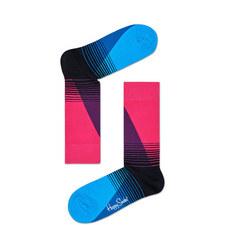 80'S Fade Socks