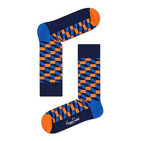 Filled Optic Socks, ${color}