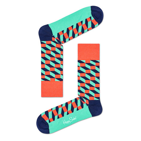Filled Optic Socks, ${color}