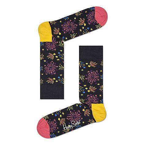 Fireworks Socks, ${color}