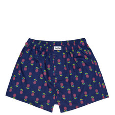 Pineapple Woven Boxer