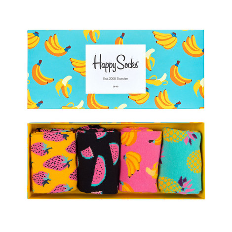 Fruit Socks Gift Box, ${color}