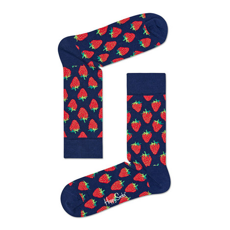 Fruit Strawberry Navy, ${color}