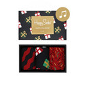3-Pack Christmas Gift Box, ${color}