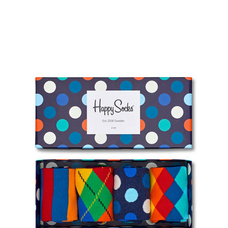 Polka Dot Gift Box, ${color}
