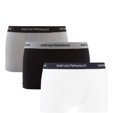 3 Pack Parigamba Trunks