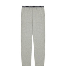 Stretch-Cotton Sweatpants