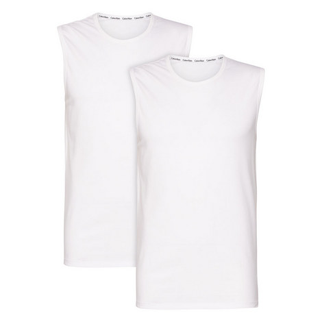 Two-Pack Modern Cotton Stretch Vests, ${color}