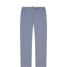 Dawson Check Print Pyjama Bottoms
