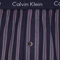 Stripe Pattern Pyjama Bottoms, ${color}