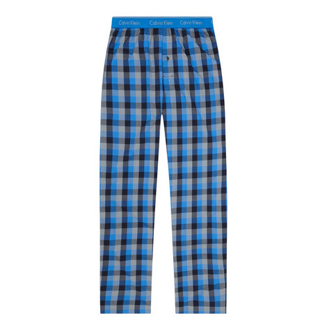 London Plaid Pyjama Bottoms, ${color}