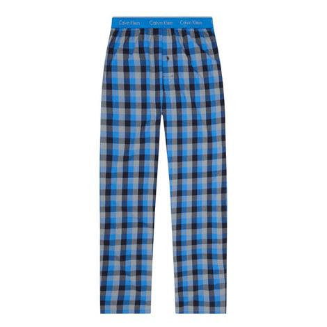London Plaid Pyjama Bottoms, ${color}