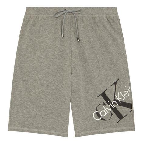 Logo Detail Shorts, ${color}